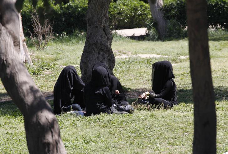 donne islamiche velo