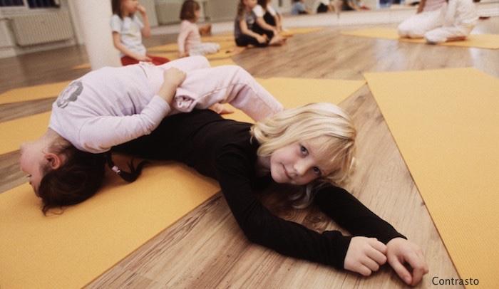 bambini-yoga