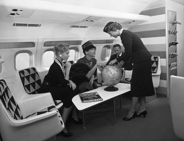 aerei prima classe