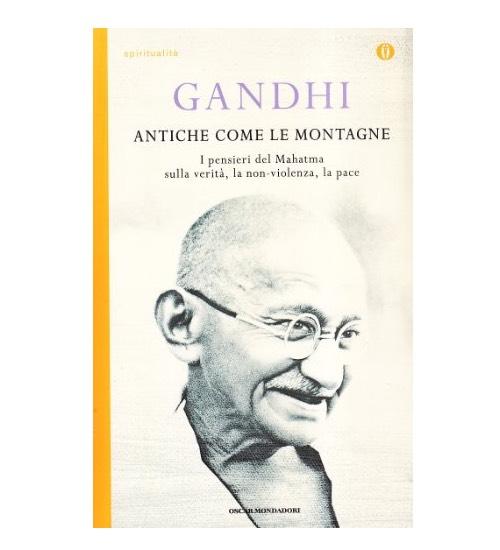 Ghandi libro