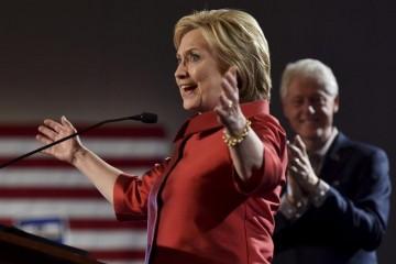 Clinton primarie