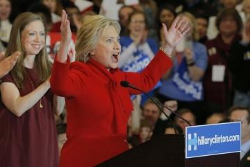 Usa 2016 Clinton