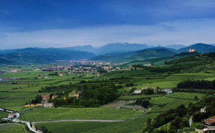 Veneto panoramica