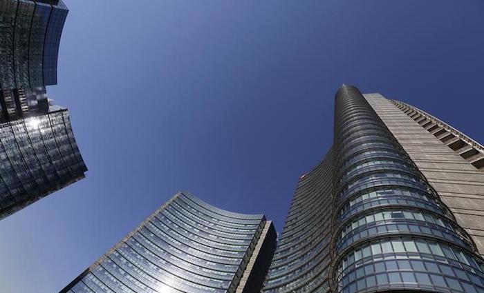 grattacieli Unicredit milano