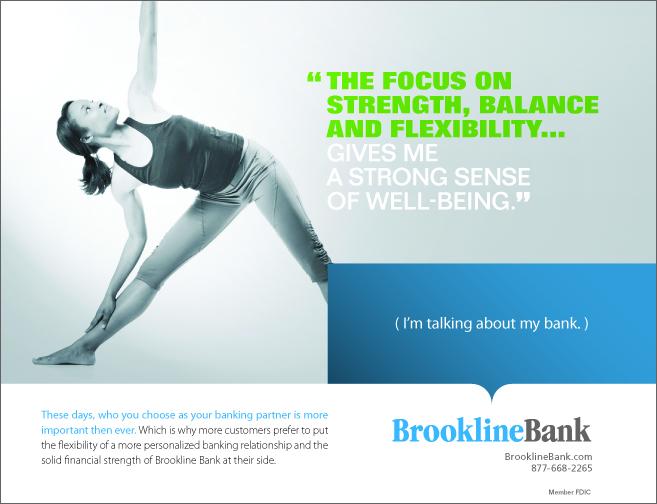 yoga campagna pubblicità