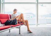 donna viaggio vacanza