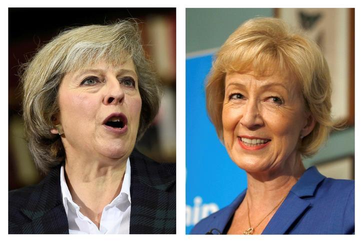 Theresa-May-Andrea-Leadsom