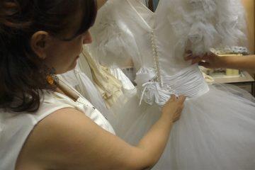 abiti da sposa centro antiviolenza Roma