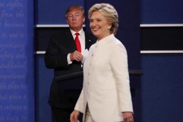 Usa elezioni clinton trump