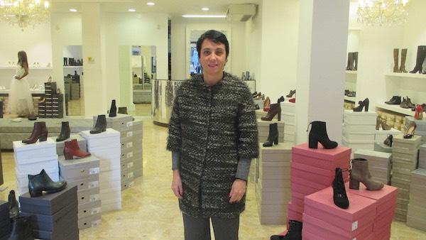Barbara Ferrari-negozio Modena