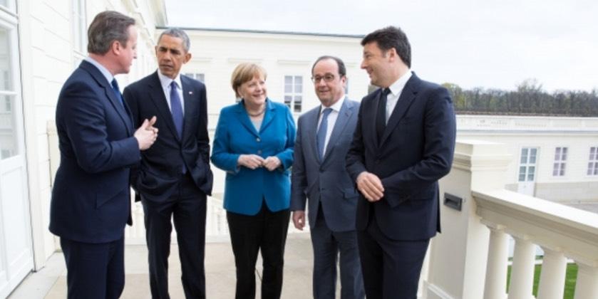 Photo Politici europa casa bianca