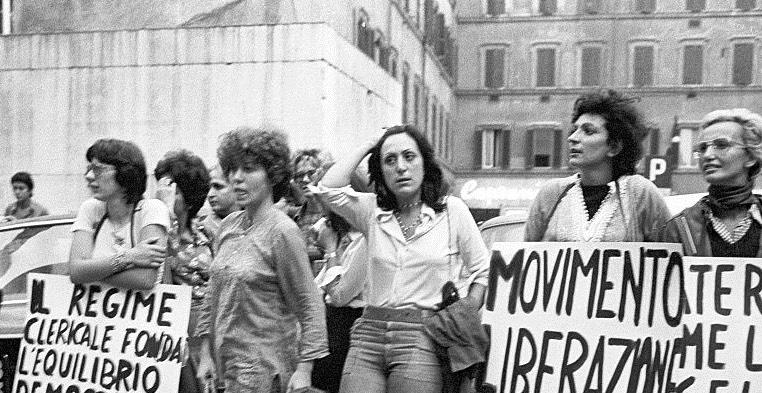 italia manifestazione aborto