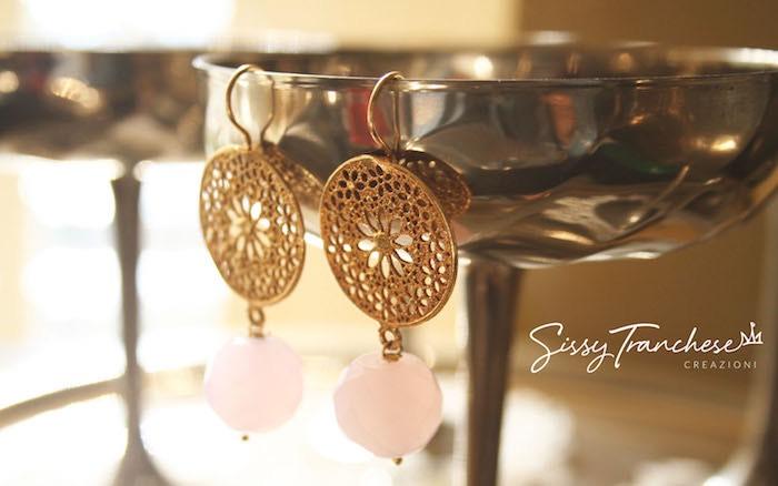 Sissy Tranchese orecchini oro