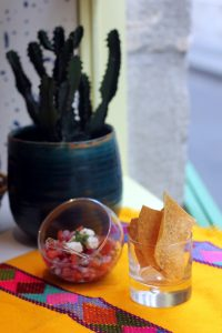 Chilam Tacos Paris, insalata, ph Sara Rania