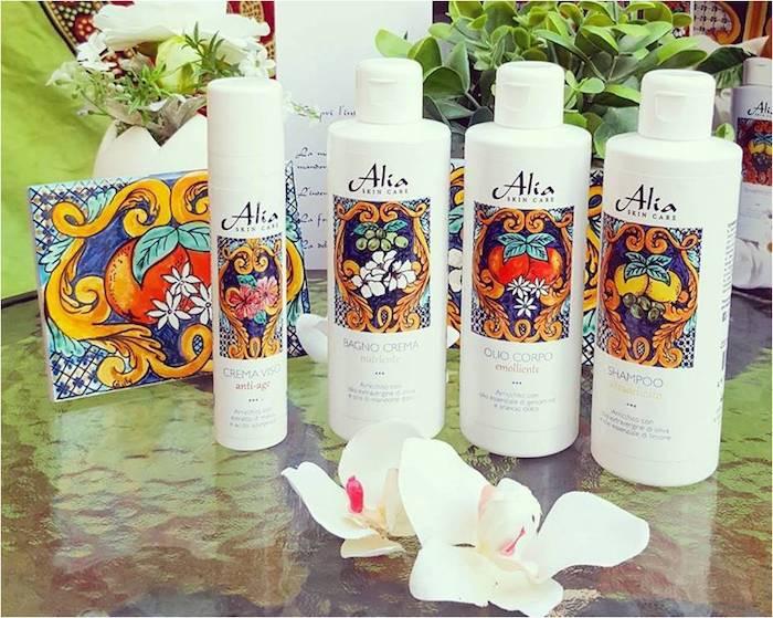 Alia Skin Care cosmetici