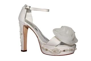 scarpe sposa Luciana cavalli