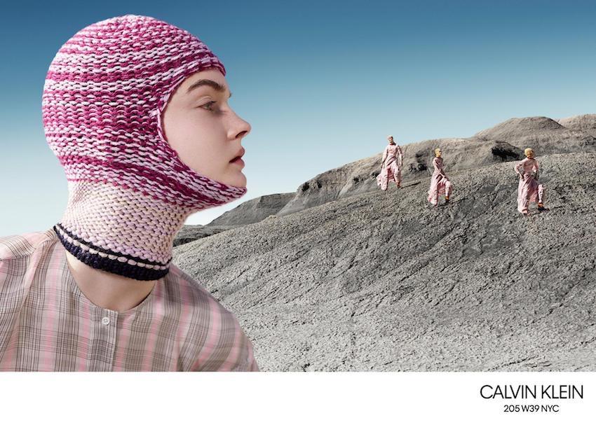 Calvin Klein autunno inverno 2018 - 2019